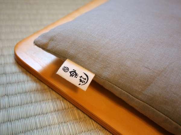 座布団は京都の「岩本繊維」にオーダーメード