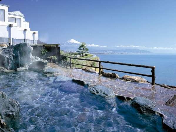 【ホテルアンビア松風閣】【全客室オーシャンビュー】富士山・駿河湾・日の出の絶景三重奏♪