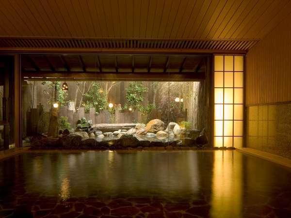★大浴場 日本三大古泉の一つ「走り湯」を源泉に持つ『伊豆山温泉』