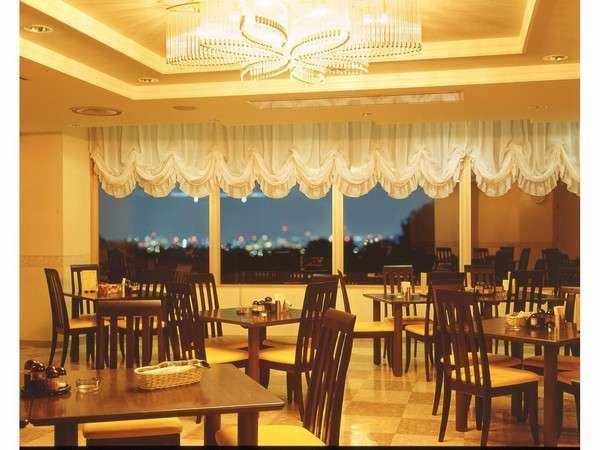 札幌市内が一望できる食事会場 レストランコンパス