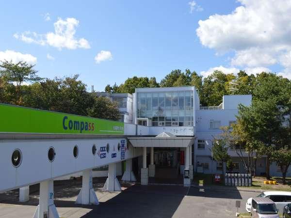 札幌オリンピックのプレスセンターとして開業した歴史のある施設です