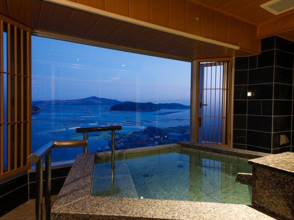 【新客室】801温泉露天風呂
