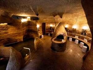 【洞爺観光ホテル】2種の露天風呂付貸切風呂♪洞爺湖一望の大浴場+洞窟風呂も人気