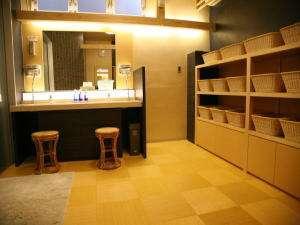 ◆湯処 脱衣室◆