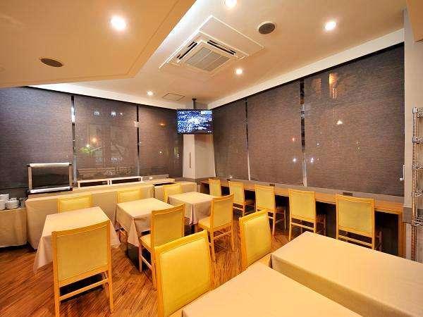 【レストラン】朝食会場