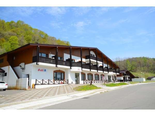 スイスのチロル地方をイメージした建物です