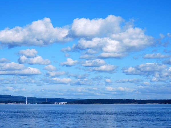 この開放感がたまらない!~客室からの海の景色一例