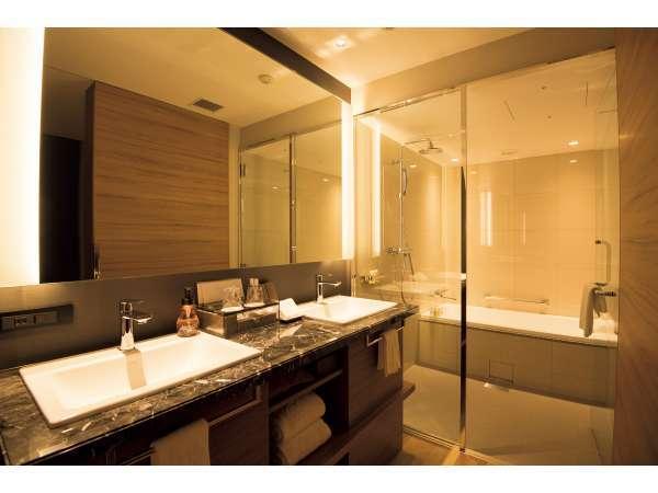 プレミアムコーナーツイン 浴室