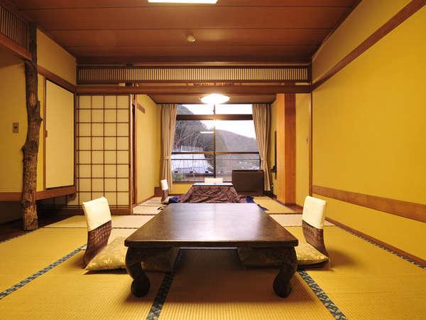 *客室一例/昔ながらの雰囲気に心が和む、純和風のお部屋。
