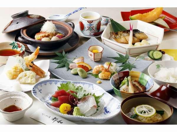 【夕食】フルコース