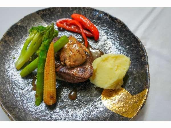 フルコースディナー(肉料理)