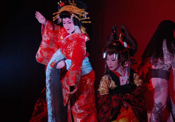 *館内イベント/お芝居・舞踊ショー