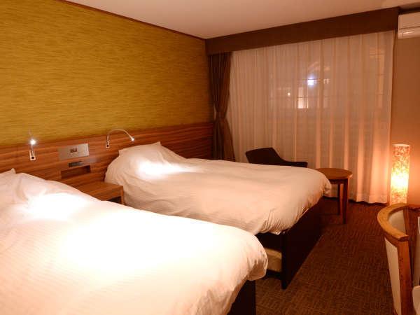 *新館sakura邸 ツインルーム(客室一例)