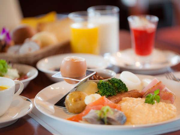 朝食/レストランCasaBlanca