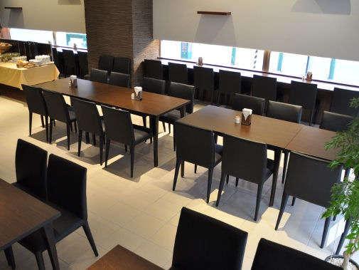 【レストラン】シックで洗練されたデザイン空間