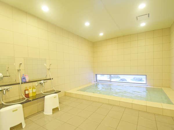 【1階浴室】入替制(男女の入替時間は、館内の案内掲示板でご確認下さい。)