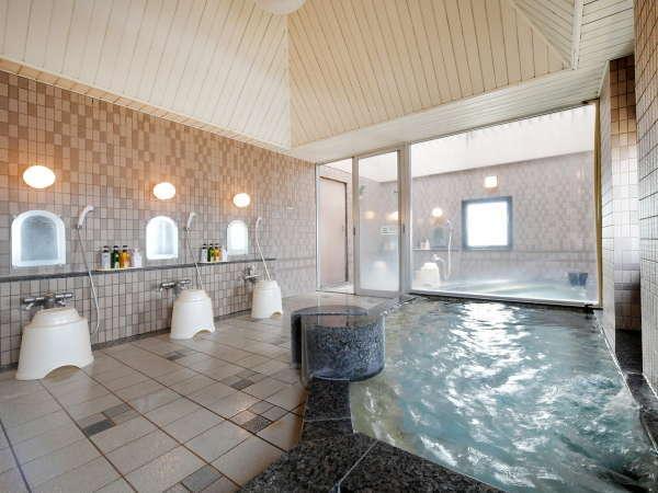 最上階10階 ラジウム人工温泉「玄要の湯」宿泊者専用無料(6:00~10:00・15:00~24:00)