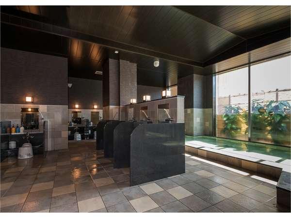 南館1階男子大浴場