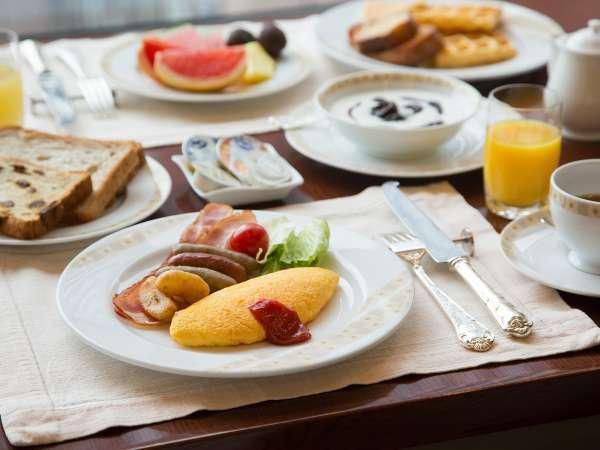 □朝食(イメージ)