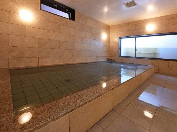 ≪大浴場・女性用≫ゆっくりとお寛ぎ頂ける大浴場。一日のお疲れはお風呂♪