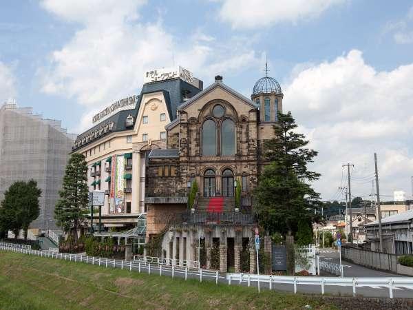 ホテル外観☆