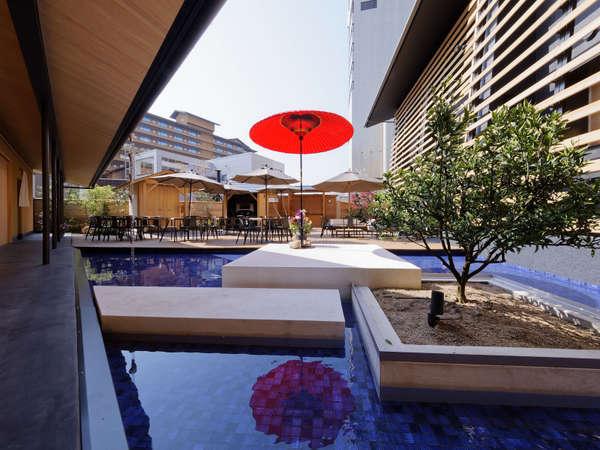 【葛城 琴の庭】2020年4月Open・客室で源泉かけ流しが堪能できる全10室の木の宿