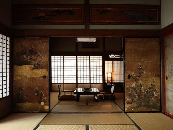【数寄屋造り離れ/長生殿】古き良き日本建築を今に残す本格的な数奇屋造り