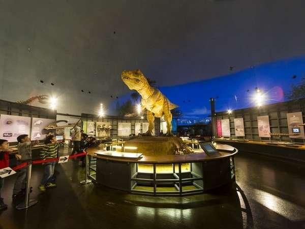【福井恐竜博物館】とってもリアルな恐竜が!子供から大人まで楽しめる博物館です。