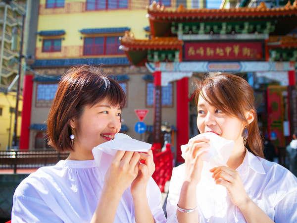 【長崎新地中華街】食べ歩きも楽しい中華街にもアクセス良好!気軽に遊びに行けちゃいます♪