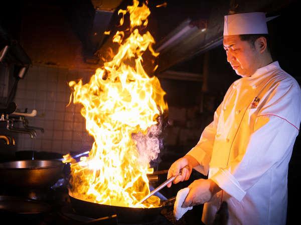 【中国料理-桃苑-】熟練した技で、素材本来の旨味を引き出した本格中国料理をご堪能下さい