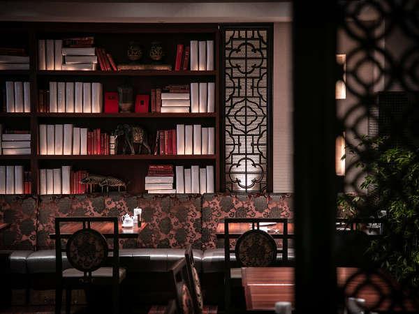【中国料理-桃苑-】中国風の館内レストランで本格中華料理をお楽しみください