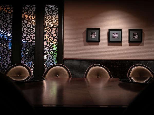 【中国料理-桃苑-】個室のお部屋で周りを気にせず会話も弾む素敵なひと時を
