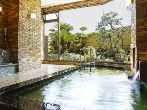 泉質自慢の「潮崎温泉」大浴場は2016年4月にリニューアルいたしました★