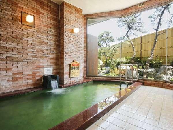 リニューアルされた大浴場でございます!