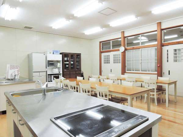 *【館内一例】共同キッチン