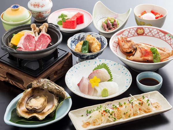 【夕凪】日本海の海の幸を味わい、温泉でゆったりと満喫するカニ旅へ♪