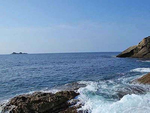 黒潮が流れる熊野灘は有名な漁場のひとつ。新鮮な海の幸が手に入ります。
