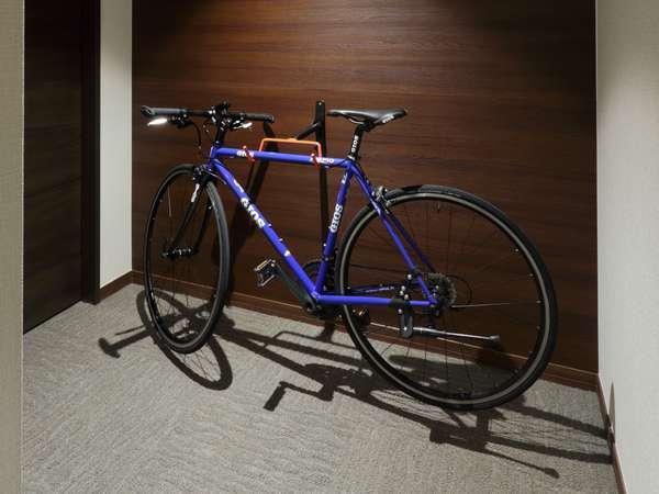 自転車スペース