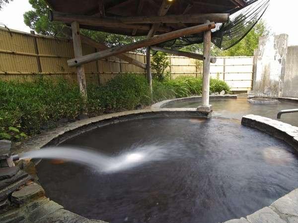 大浴場「こづみの湯」露天風呂