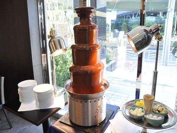 チョコレートファウンテン チョコレートファウンテン  アパホテル<東京潮見駅前>のフォトギャラリ