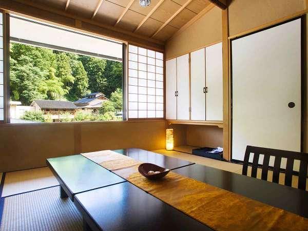 【熊谷草-KUMAGAISO-】(和室12畳、又は10畳)