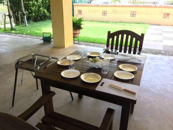 ホテル内でBBQが楽しめます。レンタル機材あり(有料)。食材や調味料はお客様自身でご用意ください。