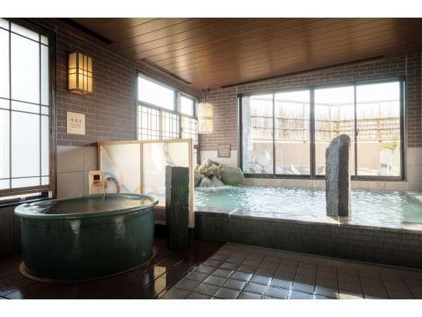 ◆男性大浴場【内湯】湯温:40~41度