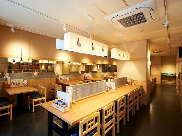 【ホテル・設備】朝食会場は58席でご用意しております!
