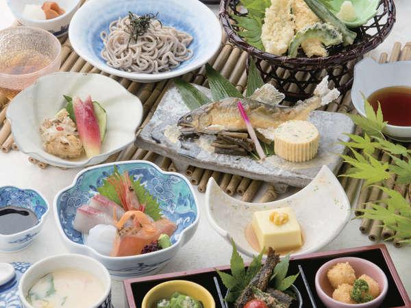 【会席みやび一例】旬味満載の料理を楽しむなら