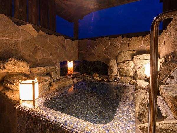 ■さいかの郷■露天風呂付客室【流行-nagare-の間 】(洞窟露天風呂)