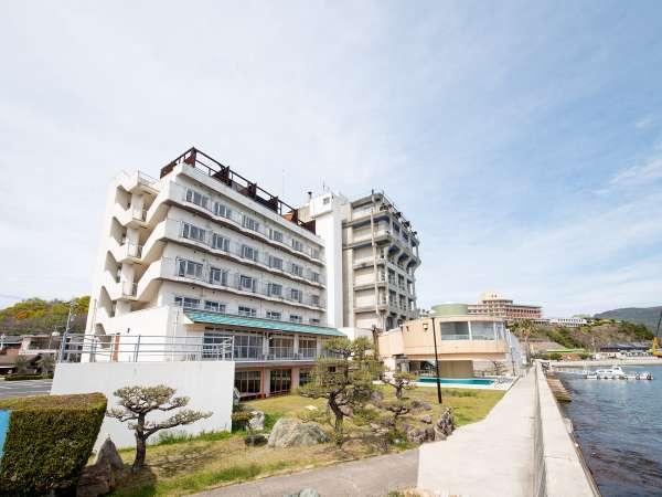 小豆島グランドホテル水明・全景