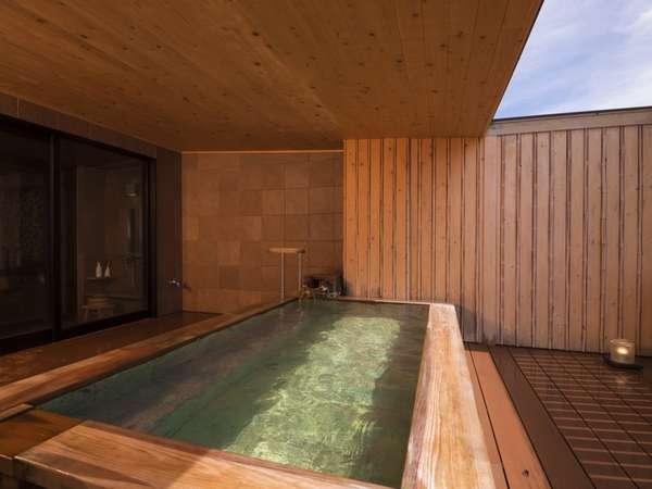 海うさぎのお風呂は『貸切』のため、贅沢に使えます♪