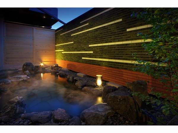2012年6月リニューアルした大浴場・露天風呂