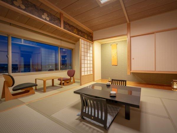 【スタンダード】和室8畳+広縁~癒しの和の空間~